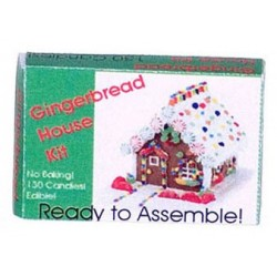 GINGERBREAD HOUSE BOX ONLY