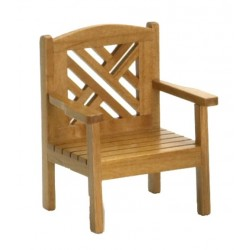 GARDEN CHAIR, MAPLE