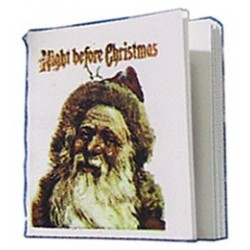 NIGHT BEFORE CHRISTMAS/READABLE BOOK