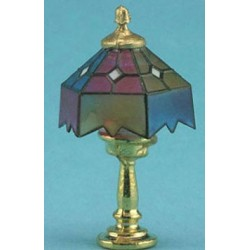 TIFFANY TABLE LAMP      5H