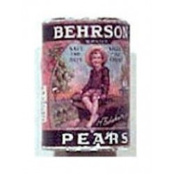 BEHRSON PEARS ( 1 LB CAN)