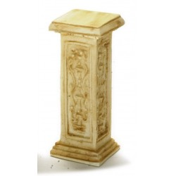 FRENCH PEDESTAL/TAN/3