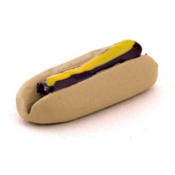 HOT DOG IN BUN