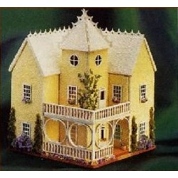 VICTORIAN HOUSE 1/144th Scale