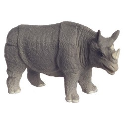 RHINOCEROS 1/2 SCALE