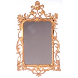 VICTORIAN MIRROR/ANTIQUE