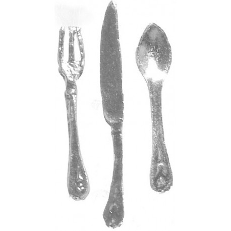 3pc PLACE SETTING