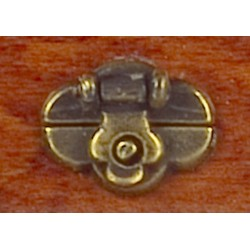 TRUNK LOCK/ANTIQUE BRASS