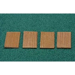 ECONOMY CEDAR SHINGLES, 5 SQ FT, 1000/PK