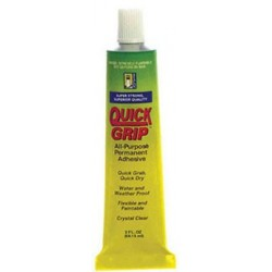 &TC593-28: QUICK GRIP GLUE, 2 OZ