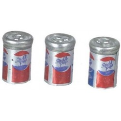 1/2 IN SODA CANS, 3PC