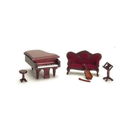 1/2 IN MUSIC ROOM SET, 5PC