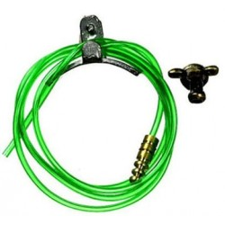 1/2 IN SCALE GARDEN HOSE/FAUCETS