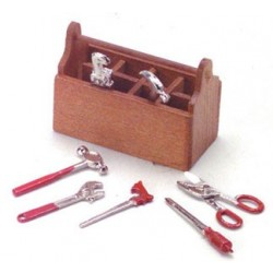 TOOL CHEST W/8 TOOLS