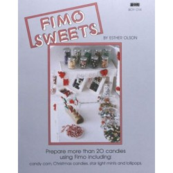FIMO SWEETS BOOK