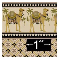 6 pack Wallpaper: Camel Caravan