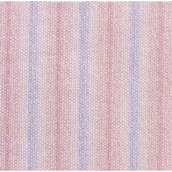 SILK FABRIC: COTTAGE STRIP