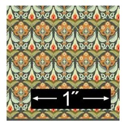 6 pack 1/2 Scale Wallpaper: Tapestry