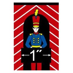 RUG: TOY SOLDIER