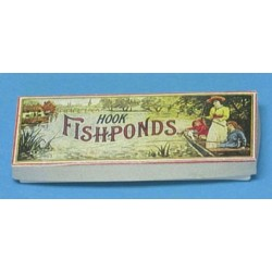 FISHPOND GAME, ANTIQUE REPRODUCTION