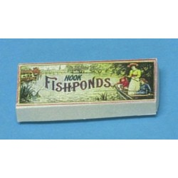 FISHPOND GAME,SMALL, ANTIQUE REPRODUCTIO