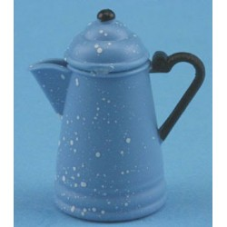 BLUE & WHITE COFFEEPOT