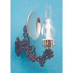 COLONIAL REFLECTOR WALL SCONCE