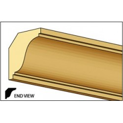 CROWN MOLDING, 1/4 X 24