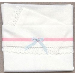 TWIN FITTED SHEET SET 3 PCS
