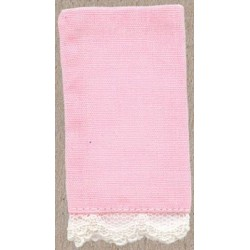 PILLOW CASE STUFFED 1 PC PINK