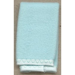 BABY BLANKET 1 PC SEAFOAM