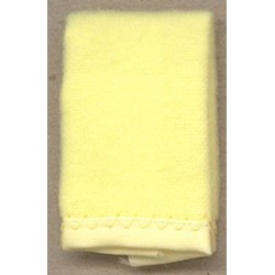 BABY BLANKET 1 PC YELLOW