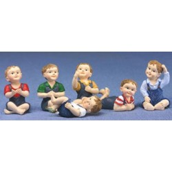 YOUNG BOY DOLL ASSORTED