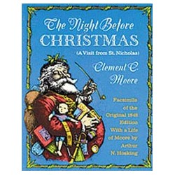 Life-Sized Coloring Book - The Night Before Christmas