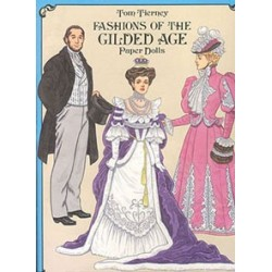 FASHIONS OF THE GUILDED AGE PAPER DOLLS