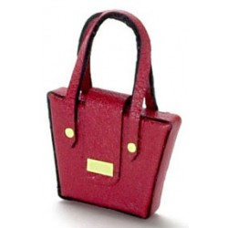 LADY'S HANDBAG/RED