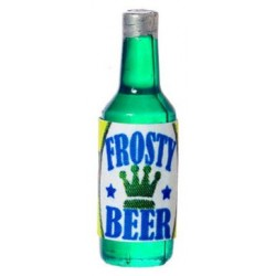 FROSTY BEER BOTTLE