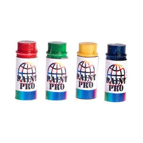 PRO PAINT SPRAY CANS, 2 ASSORTED