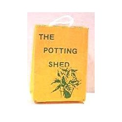 THE POTTING SHED SHOPPING BAG