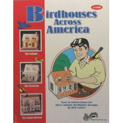 BOOK: BIRDHOUSES ACROSS AMERICA