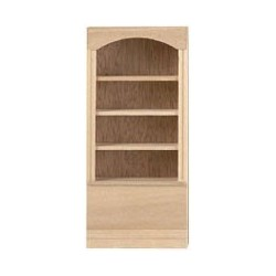 Bookcase 1 Sec/ 4 Shelf