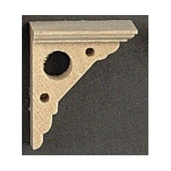 VICT EAVES BRACKET, 4/PK