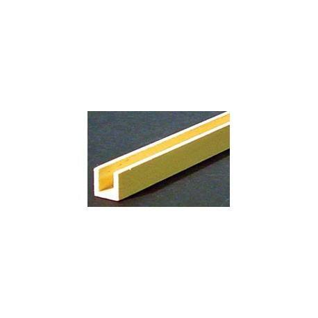 CHANNEL MOLDING 3/8X3/8X 24