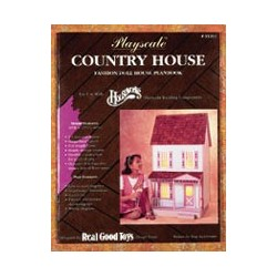 PLAYSCALE: COUNTRY HOUSE PLANBOOK