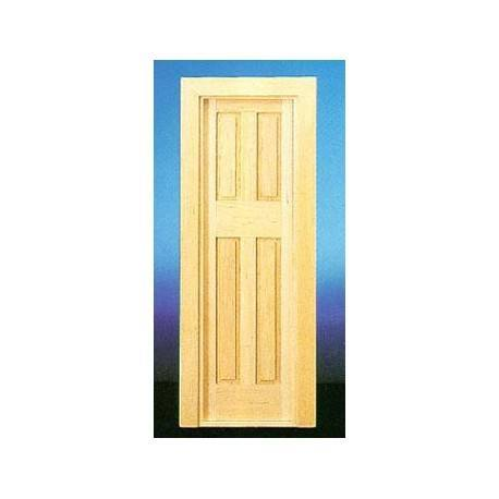 Narrow Inside Door With Trim