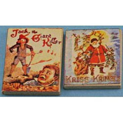 CHILDREN'S BOOKS/2PK