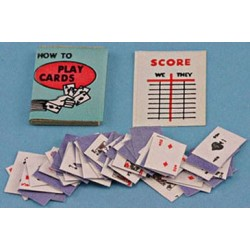 PLAYING CARDS/BOOK