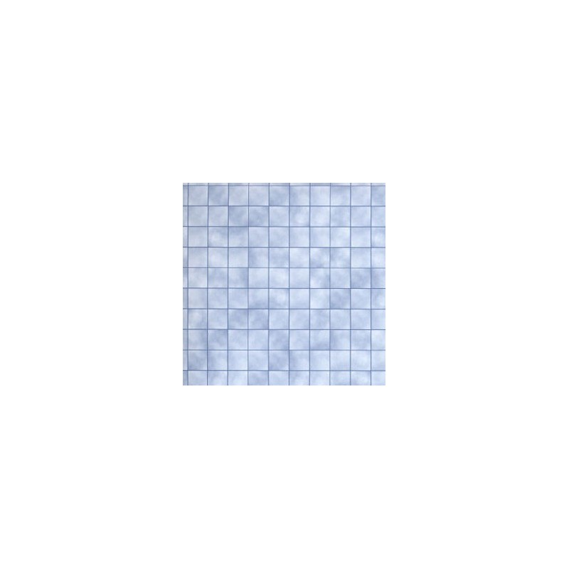 Floor Paper Blue Marble Tiles Dollhouse Tile Flooring