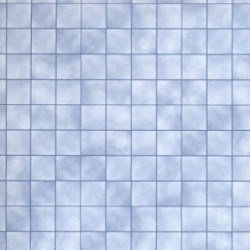 6 pack 1/2 Scale Blue Marble Tiles