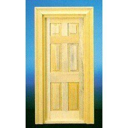 Traditional 6 Panel Door